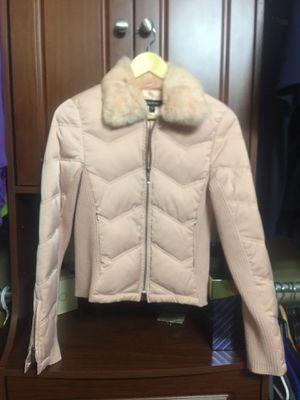 """bebe"" Lady's Jacket Size Small Pink for Sale in Port St. Lucie, FL"