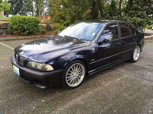 2000 BMW 5 Series for Sale in Shoreline, WA