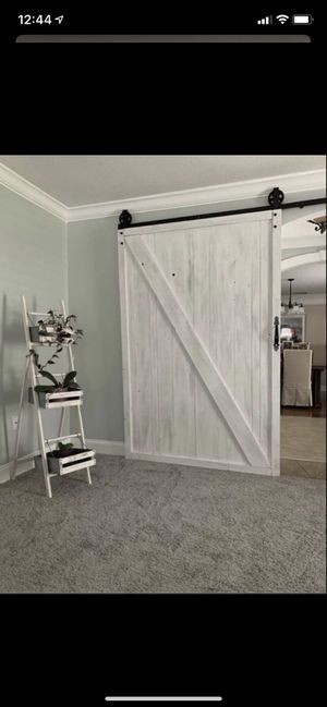 Like what you see ? Message me! CHEAP BARN DOORS . for Sale in Plant City, FL