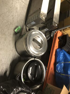 Two Cooking Pots for Sale in Washington, DC