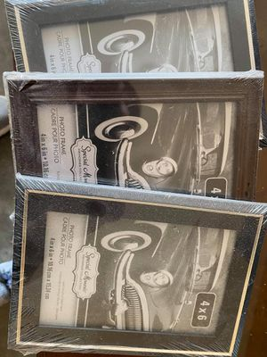 4x6 photo frames for Sale in Lindale, TX