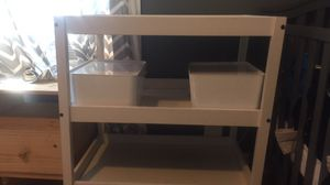 IKEA baby 3 tier changing table for Sale in Malden, MA