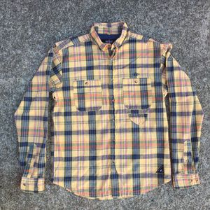 10 DXXP PLAID FLANNEL BUTTON DOWN SHIRT for Sale in Raleigh, NC