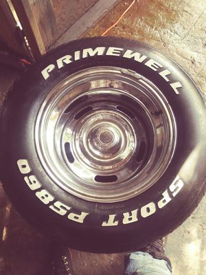 """Reverse 15x10"""" CORVETTE RALLIES ON GOOD LETTER TIRES for Sale in Decatur, GA"""