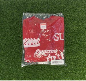 Supreme multi logo tee size large for Sale in South Gate, CA