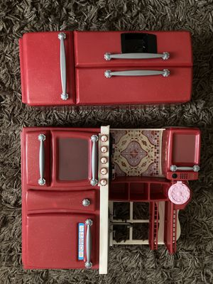 American girl doll kitchen play set for Sale in Fort McDowell, AZ