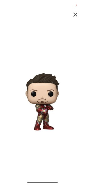 FUNKO POP! IRONMAN FALL CONVENTION EXCLUSIVE I'm protector case for Sale in Falls Church, VA