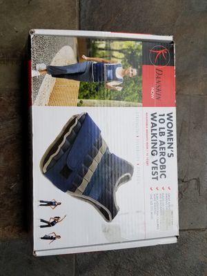 10lb aerobic walking vest for Sale in Kirkland, WA