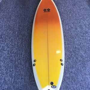 """GT 6'4"""" Surfboard for Sale in Rocklin, CA"""