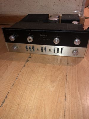 mcintosh ma5100 integrated amplifier for repear for Sale in Brooklyn, NY