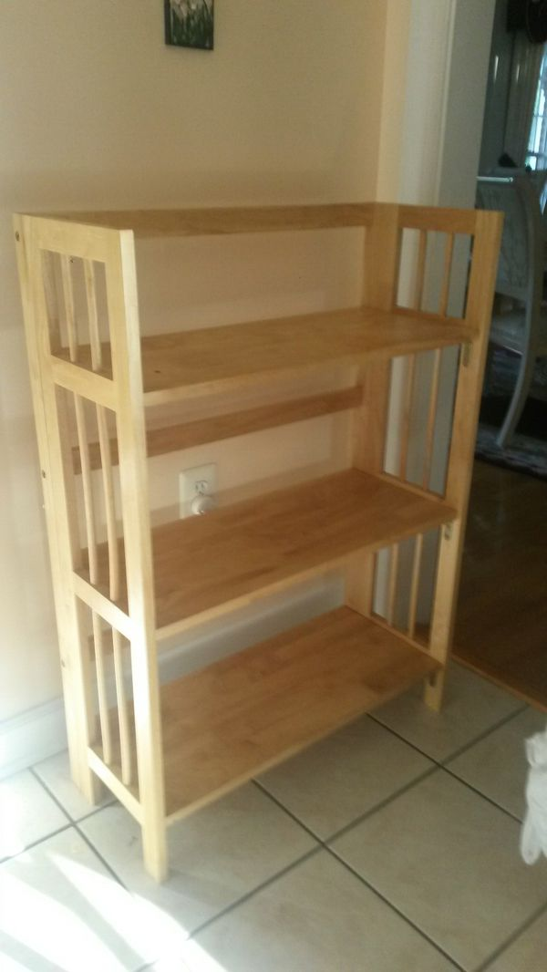 Beautiful new solid maple wood shelves