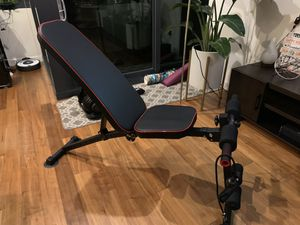 Brand new workout bench for Sale in Chicago, IL