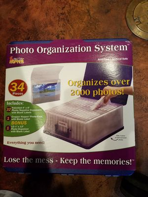Photo organizer for Sale in US