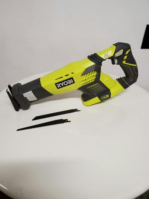 ryobi cordless reciprocating saw for Sale in Westminster, CA
