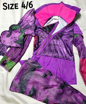 DESENDANTS GIRL COSTUME 4/6 for Sale in Arlington, TX