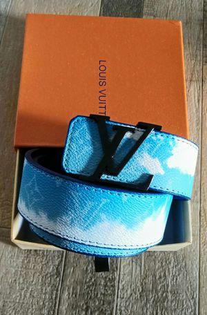 2020 Louis Vuitton belt for Sale in Greenbelt, MD