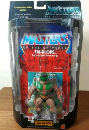 Tri-Klops Masters Of The Universe Action Figure he-man toy for Sale in Marietta, GA