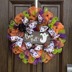 Halloween wreath for Sale in Frisco, TX