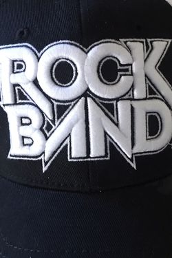 Rockband Fitted Hat New for Sale in Ashville,  OH