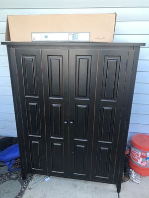 Tv cabinet/storage cabinet for Sale in Sweet Home, OR