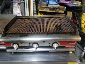 """APW 36"""" CHAR GRILL...GAS for Sale in Chicago, IL"""