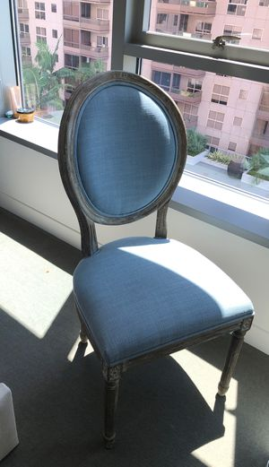 Dior chair for Sale in Los Angeles, CA