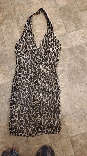 Sexy Lepard Halter Dress for Sale in Mesa, AZ