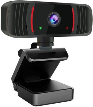 Webcam with Microphone for Desktop, Peteme 1080P HD Web Cameras for Computers with Plug and Play USB, Camera and Microphone for Zoom/Video Calling Re for Sale in San Dimas, CA