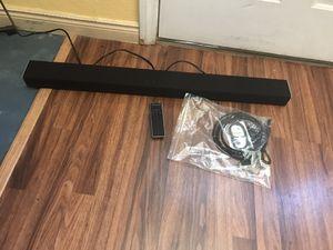 Vizio 36 inch Sound Bar for Sale in Las Vegas, NV