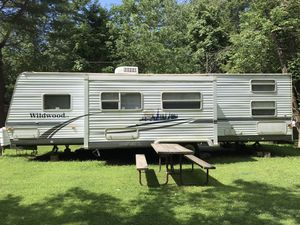 Camper Wildwood by forest river for Sale in Freeland, PA