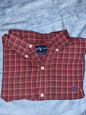 Ralph Lauren polo shirt medium for Sale in Durham, NC