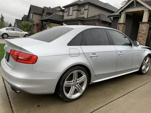 2013 Audi S4 Parts Parting Out b8.5 Motor Tranny for Sale in Renton, WA