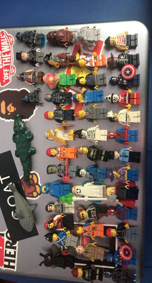 LEGO mini figures *OFFERS* for Sale in Westminster, CA