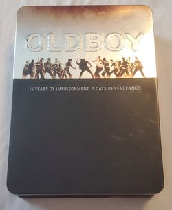 Collector's (3) Disc Old Boy DVD Tin for Sale in White Hall,  WV