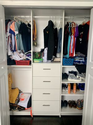 Standard closet, walk in closets and organizers for Sale in Homestead, FL