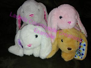 Easter bunny plushies! for Sale in Oklahoma City, OK