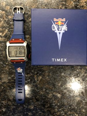Timed Limited Edition Red Bull Cliff Diving watch for Sale in Burleson, TX
