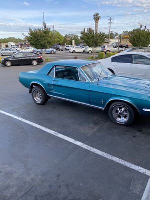 Mustang 1967 for Sale in San Mateo, CA