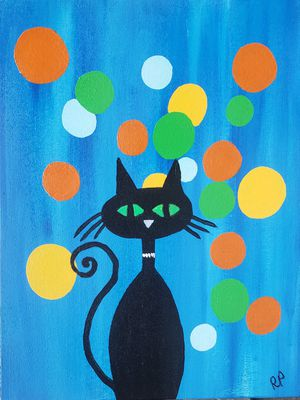 """""""Groovy Cat #1"""" for Sale in Sevierville, TN"""