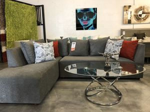 Modeno 2PC Sectional Sofa for Sale in Hialeah, FL