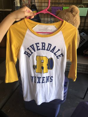 Riverdale Baseball tee (small) for Sale in Phoenix, AZ