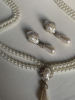Beautiful Pearl Wedding Jewelry for Sale in Beaverton,  OR