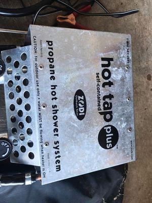 Propane hot shower system for Sale in Salem, OR