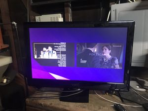 """""""26"""" inches Vizio tv in very good condiction $40 for Sale in Pomona, CA"""