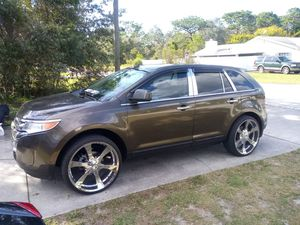 24in rims 5lug universal for Sale in Spring Hill, FL