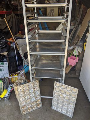 Baker's rack for Sale in Garden Grove, CA