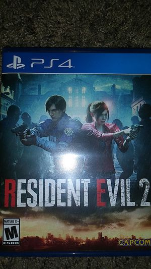 Resident Evil 2 PS4 for Sale in La Mesa, CA