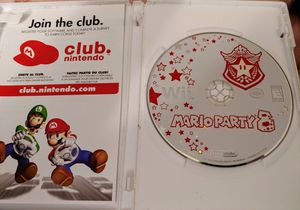 NINTENDO WII/U MARIO PARTY 8 for Sale in Escondido, CA