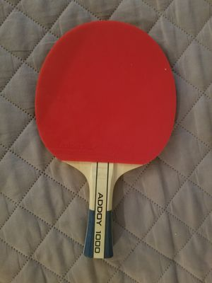 Butterfly Table Tennis Racket for Sale in Seattle, WA