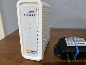 Arris Modem and Wifi Router in-one for Sale in Cibolo, TX
